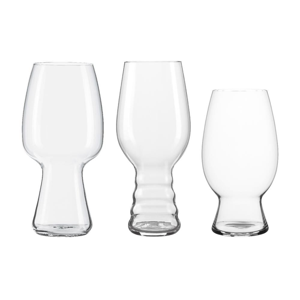 Set De Vasos Spiegelau Craft Tasting Kit / 3 Piezas image number 1.0