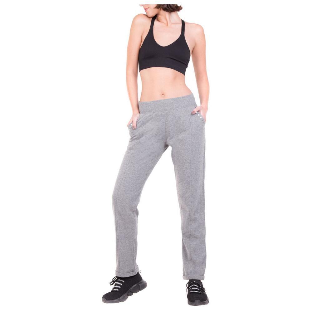 Pantalon De Buzo  Mujer Everlast image number 3.0