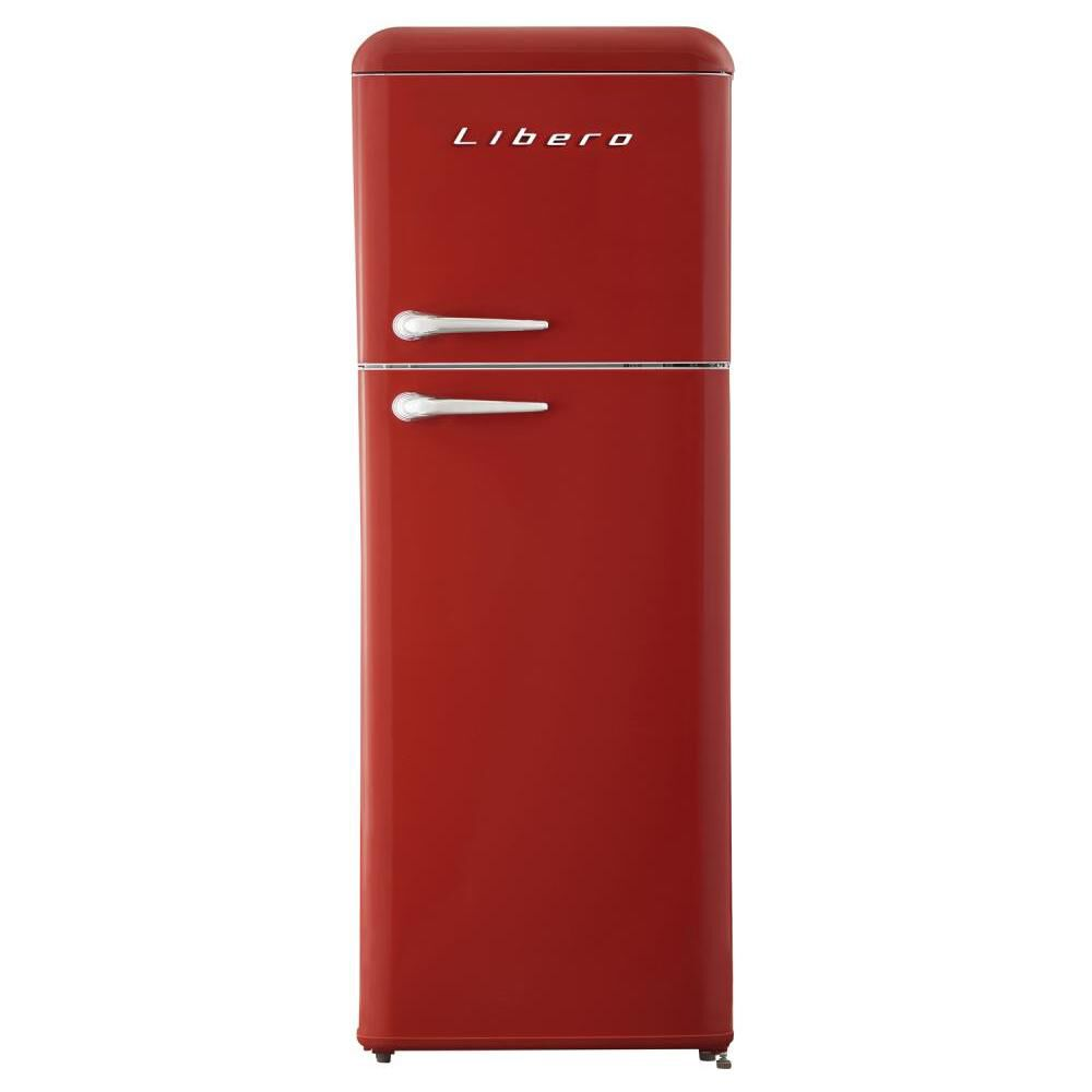 Refrigerador Libero Top Mount Lrt-210Dfrr / Frío Directo / 203 Litros image number 0.0