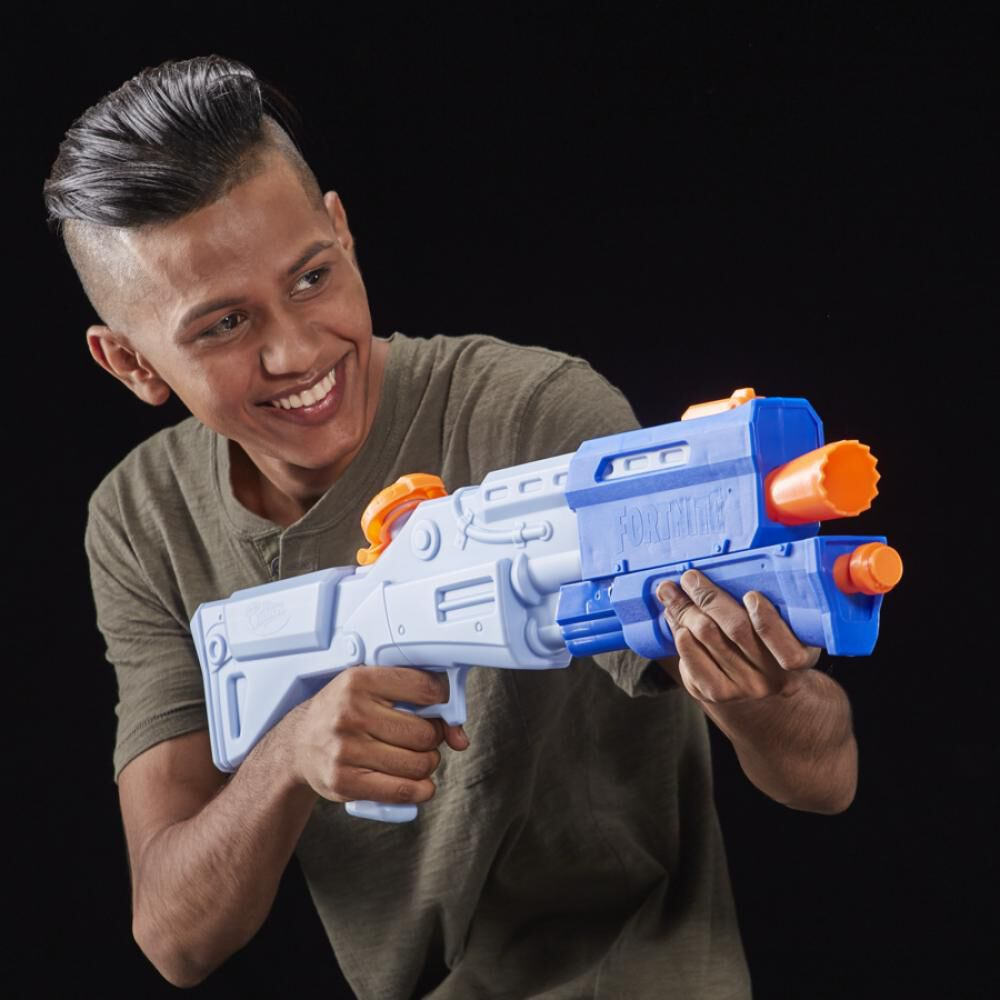 Pistolas De Juguete Super Soaker Fortnite Bach Soaker Tsg image number 3.0