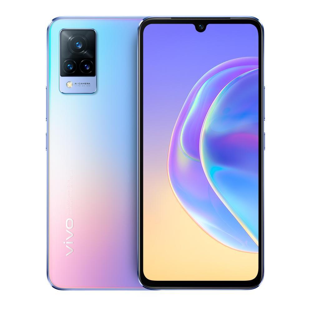 Smartphone Vivo V21 5g Dusk Blue / 128 Gb / Liberado image number 0.0