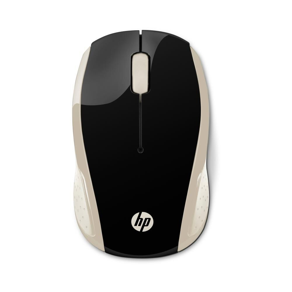 Mouse Hp 200 Gold Wireless image number 0.0