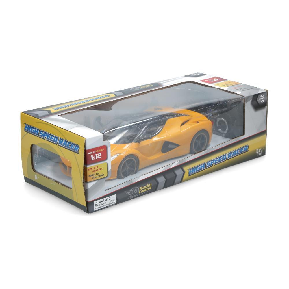Auto Radiocontrolado Hitoys High Speed Racer image number 1.0