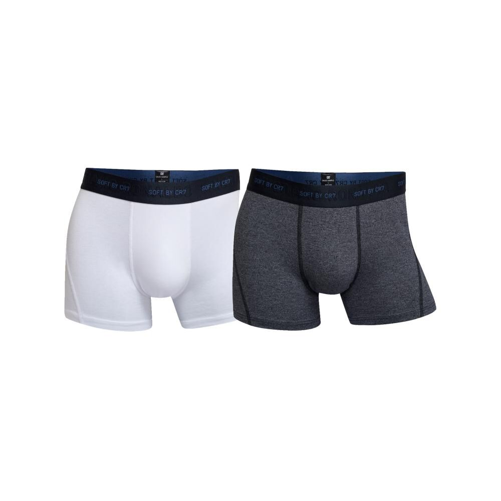 Pack Boxer Hombre Cr7 image number 0.0