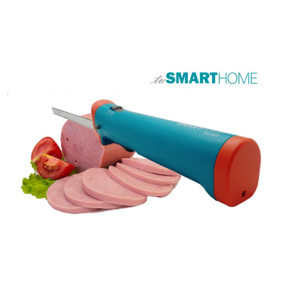 Cuchillo Inalámbrico Tusmarthome Smart Knife / 2 Sierras Para Pan Y Carnes image number 4.0