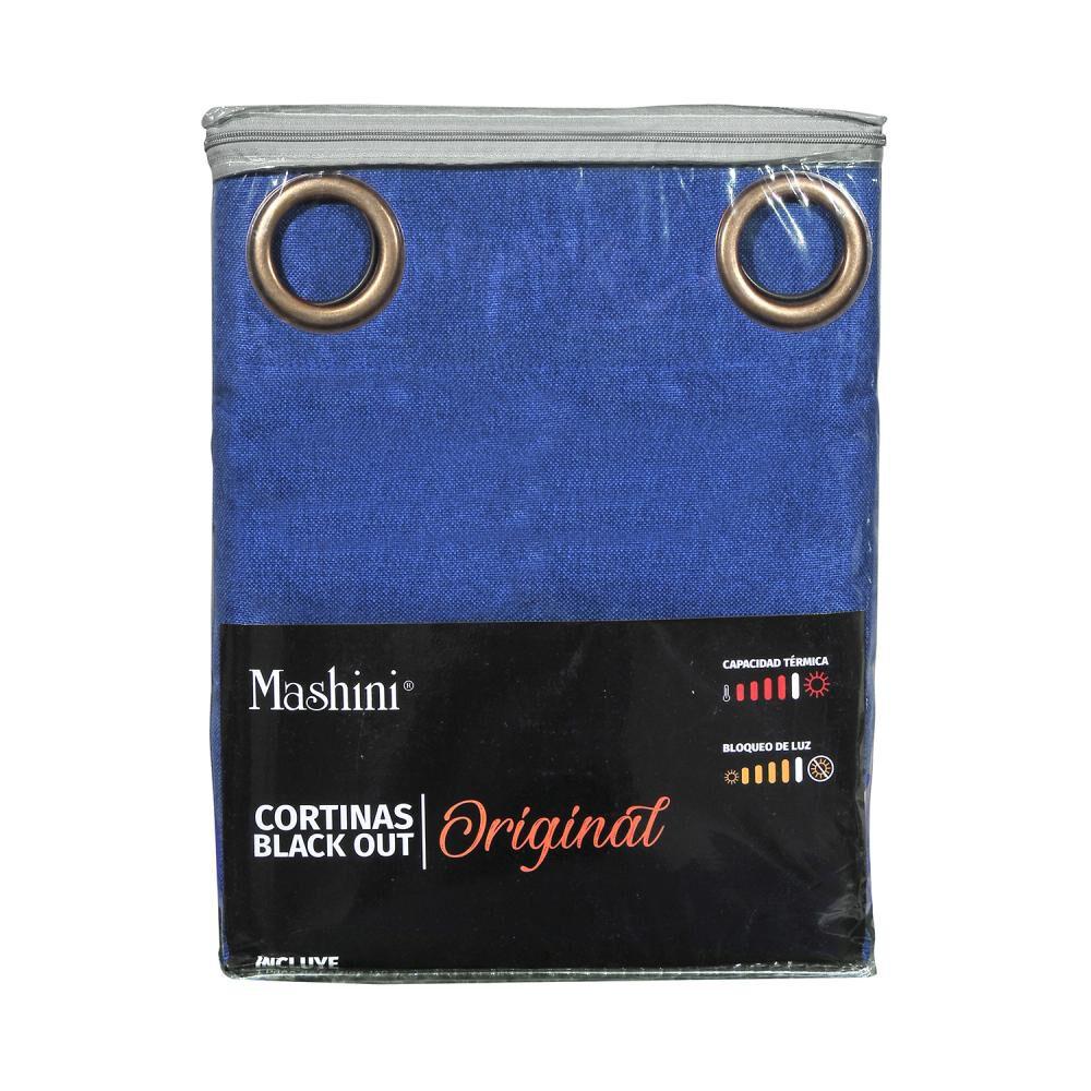 Cortina Mashini Blackout image number 1.0