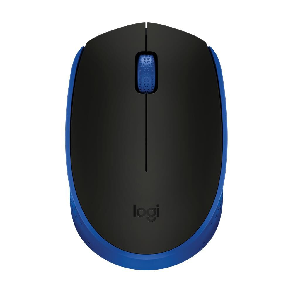 Mouse Logitech Wireless M170 Blue image number 4.0