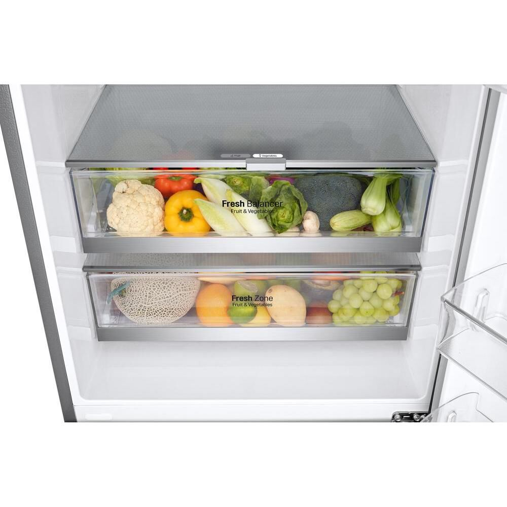 Refrigerador Bottom Freezer LG LB45SGP / No Frost / 442 Litros image number 12.0
