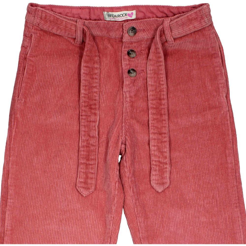 Pantalon  Niña Teen Red - Rock image number 2.0