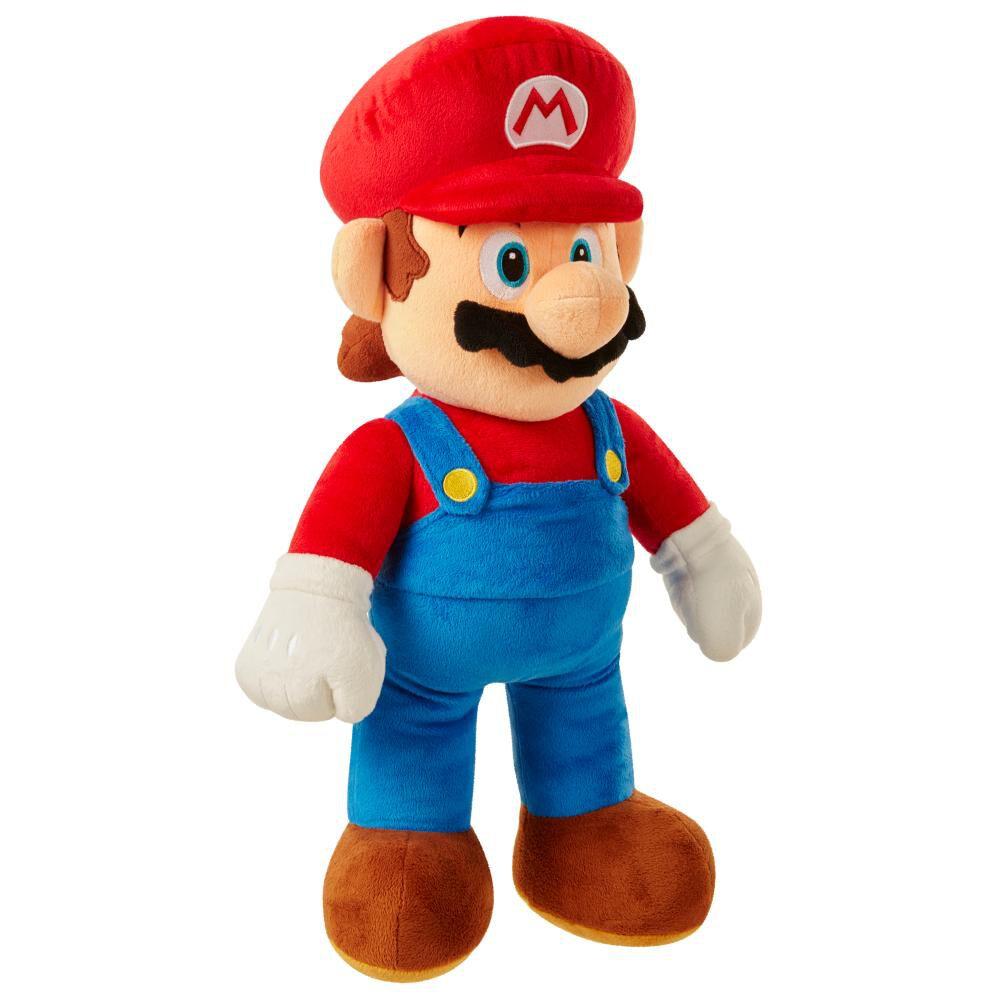 Peluche Nintendo Jumbo Mario Basico image number 3.0