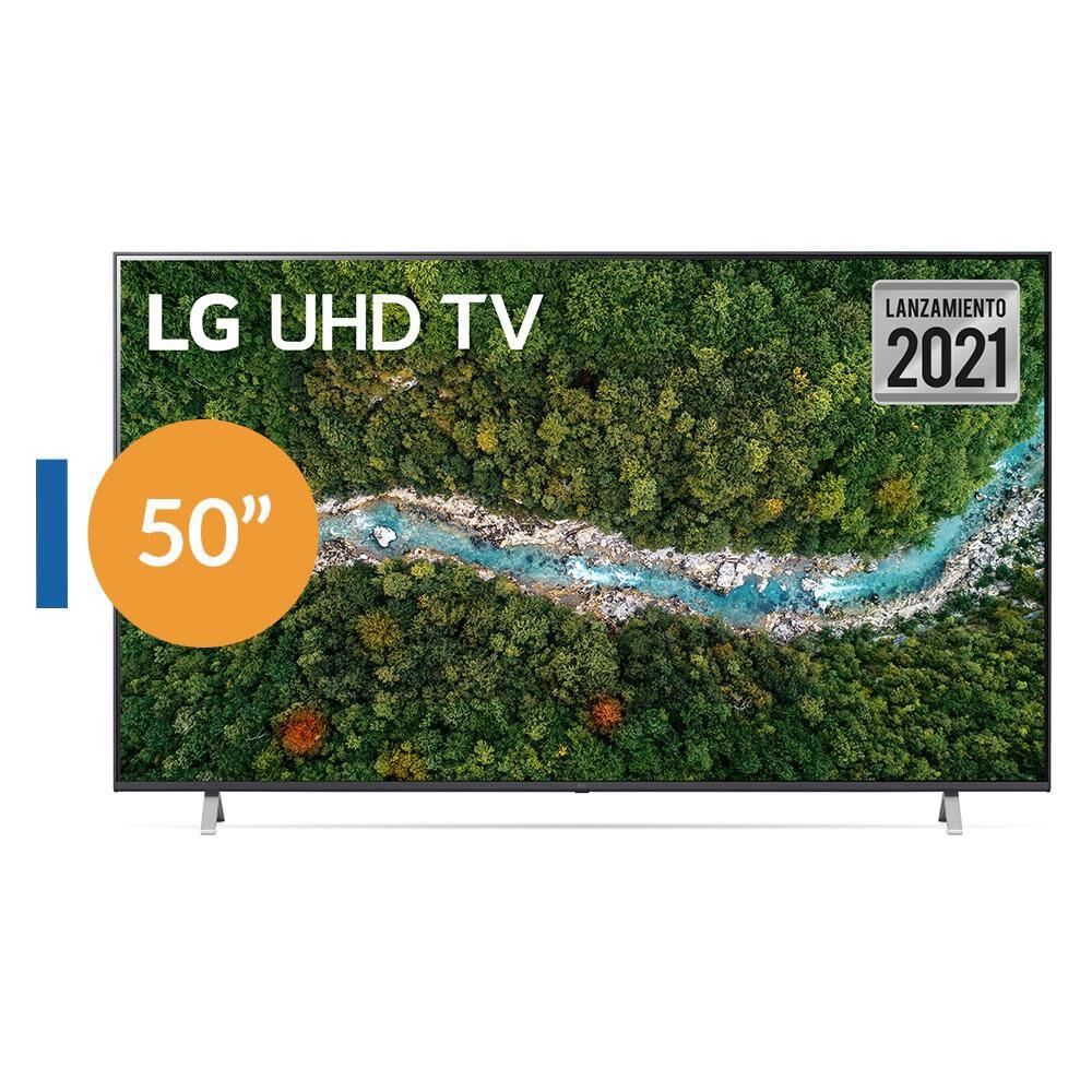 "Led LG 50UP7750PSB / 50 "" / Ultra Hd 4k / Smart Tv image number 0.0"