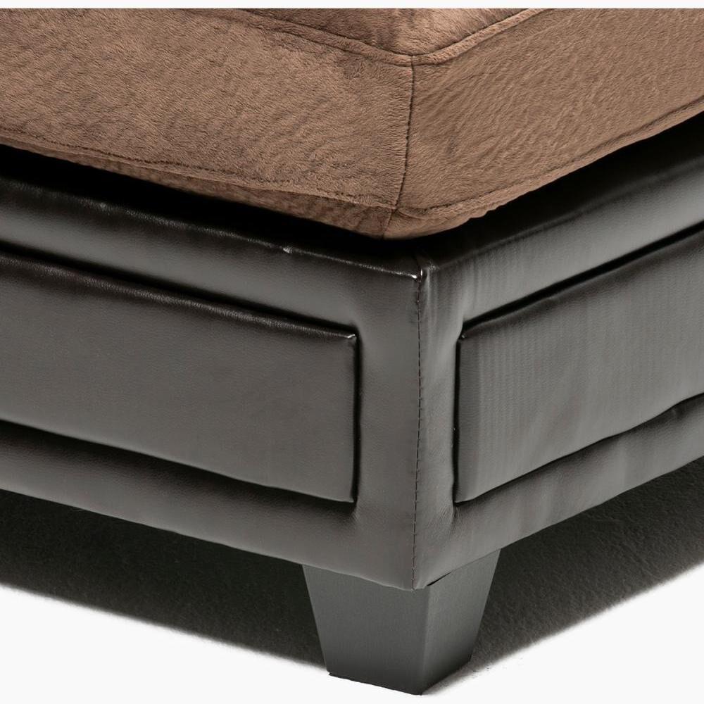 Sofa Seccional Casaideal New Dark / 4 Cuerpos image number 2.0