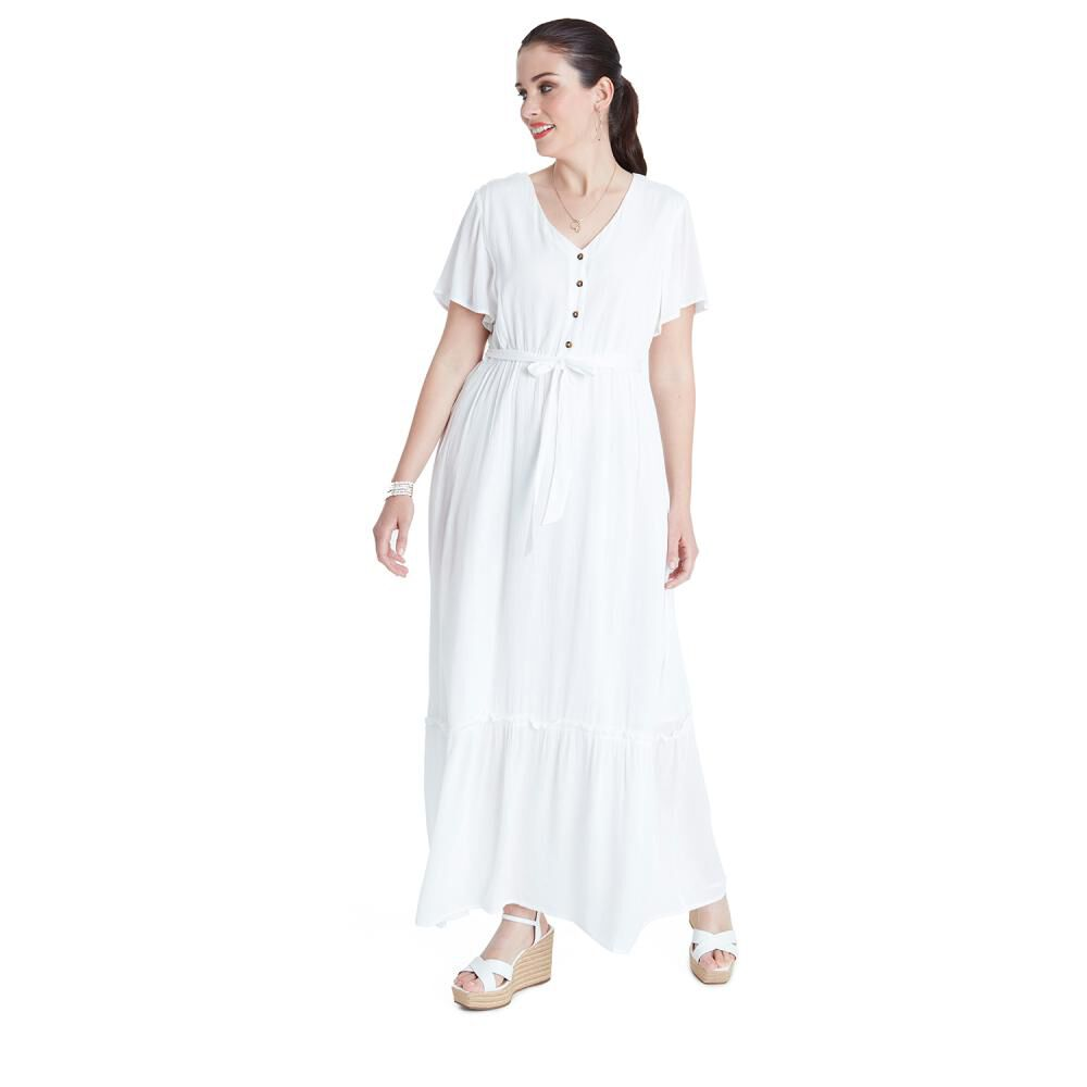 Vestido Mujer Curvi image number 3.0