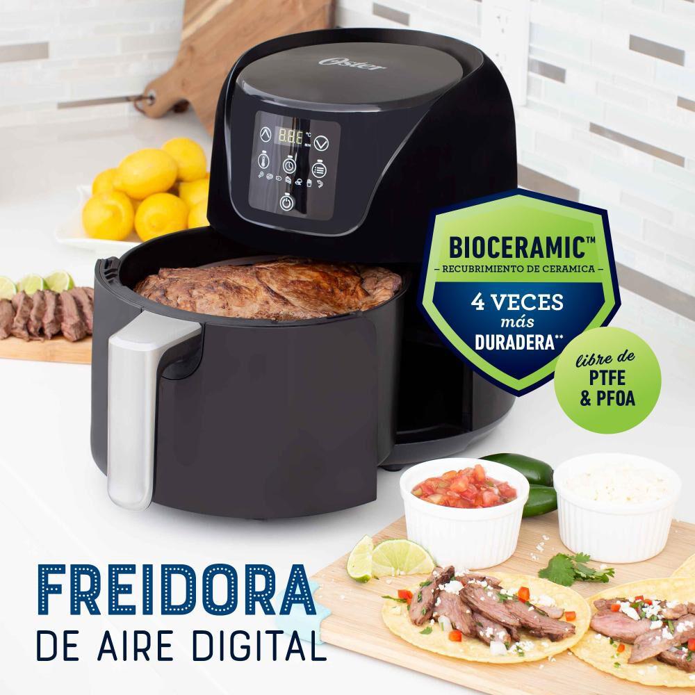 Freidora De Aire Oster Ckstaf40d-052 / 4 Litros image number 2.0
