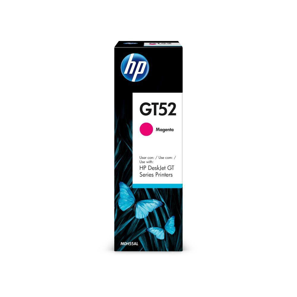Tinta Hp Gt52 Magenta Ink Bottle image number 1.0