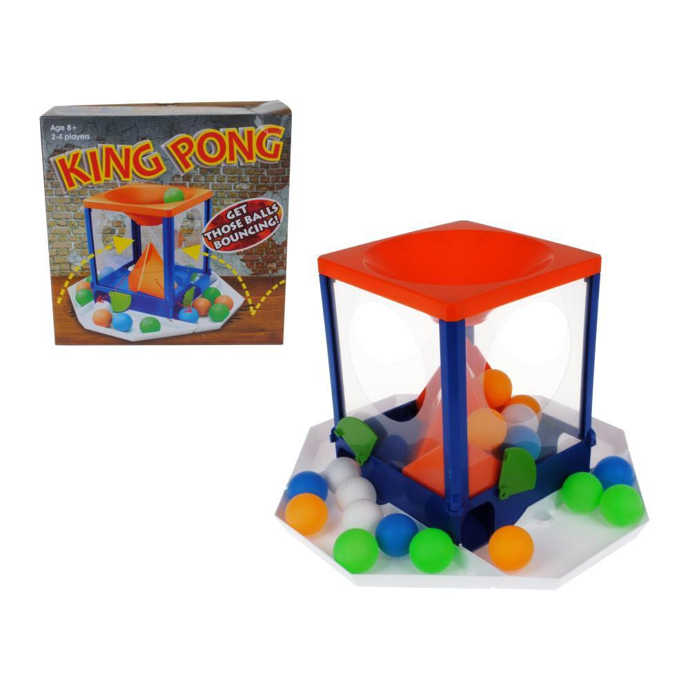 Juegos Familiares Ansaldo Games King Pong image number 0.0