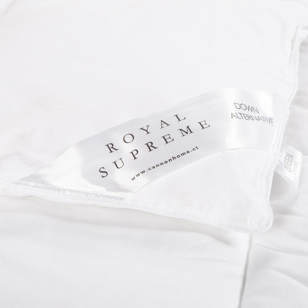Duvet Royal Supreme Down Alternative / 1.5 Plazas image number 3.0