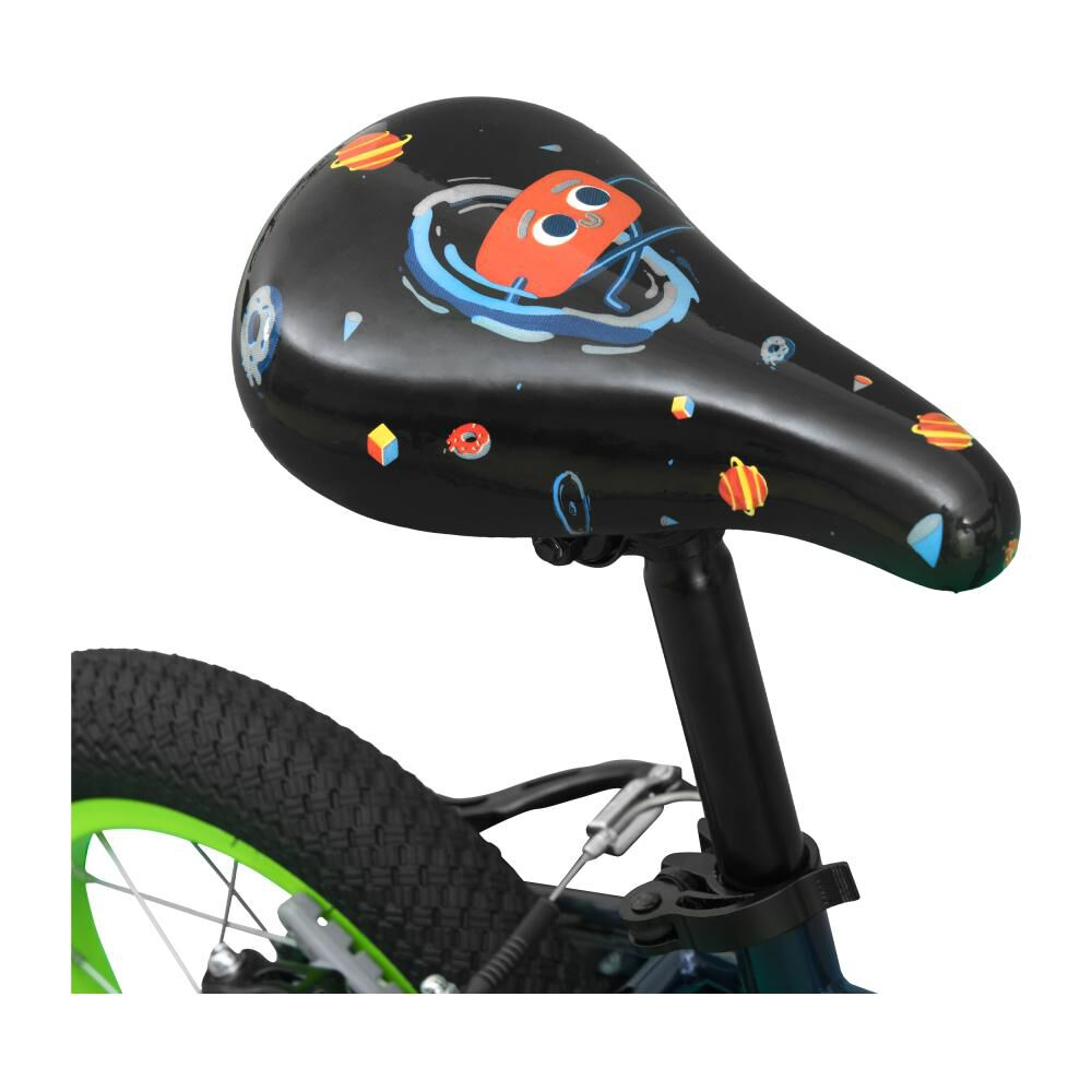 Bicicleta Infantil Oxford Spine / Aro 12 image number 4.0
