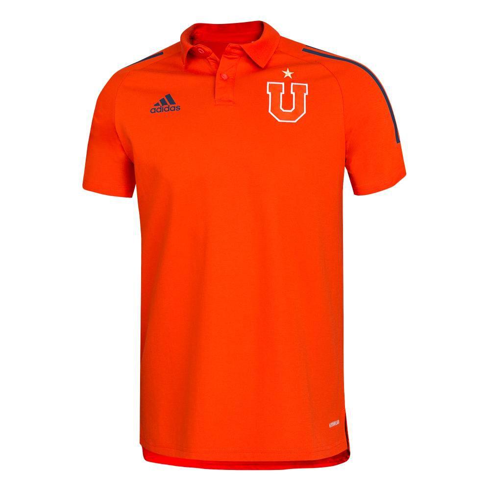 Polera Deportiva Hombre Adidas Universidad De Chile Polo image number 0.0
