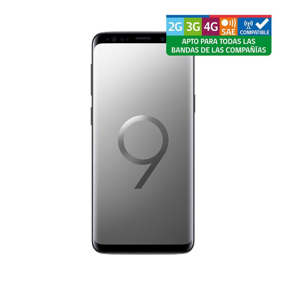 Smartphone Samsung Galaxy S9+ Gray 64 GB / Liberado image number 3.0
