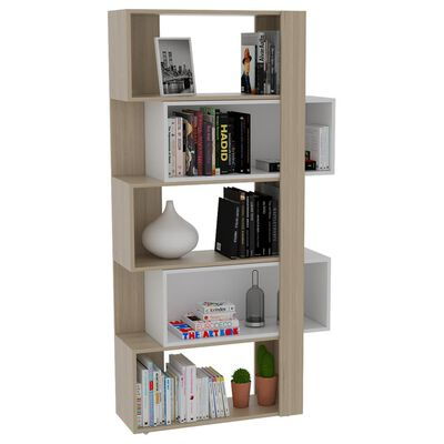 Combo Casaideal C37-Off / Escritorio + Biblioteca