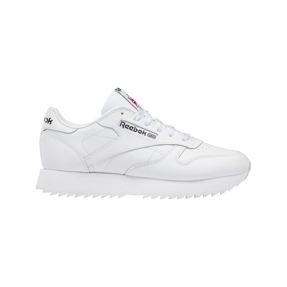 Zapatilla Running Mujer Reebok Classic Leather Ripple image number 1.0