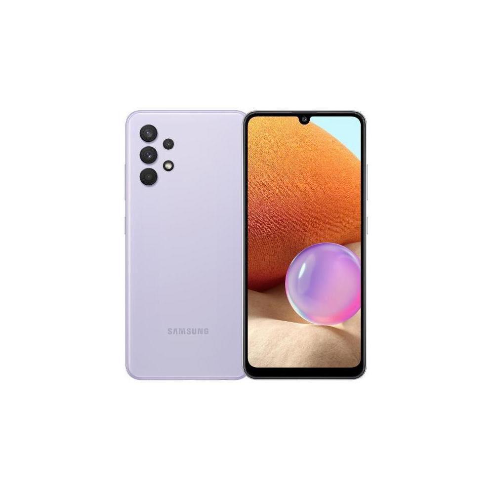 Smartphone Samsung A32 Violeta / 128 Gb / Liberado image number 1.0
