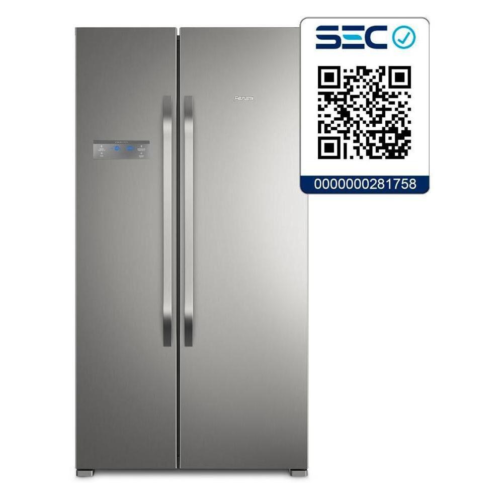 Refrigerador Side by Side Fensa SFX500 / No Frost / 517 Litros image number 4.0