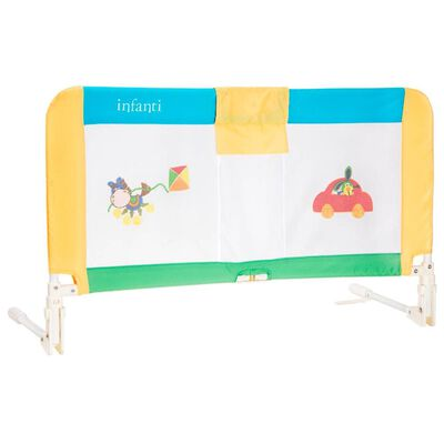 Baranda Cama Infanti Safe Dreams Toy Box