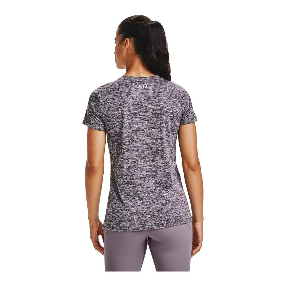 Polera Mujer Under Armour Tech Twist image number 3.0