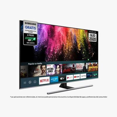"""Qled Samsung Q70T / 65"""" / Ultra HD 4K / Smart Tv 2020"""