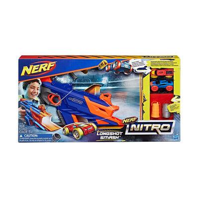 Juguete Hasbro Nerf Nitro Losgshot Smash