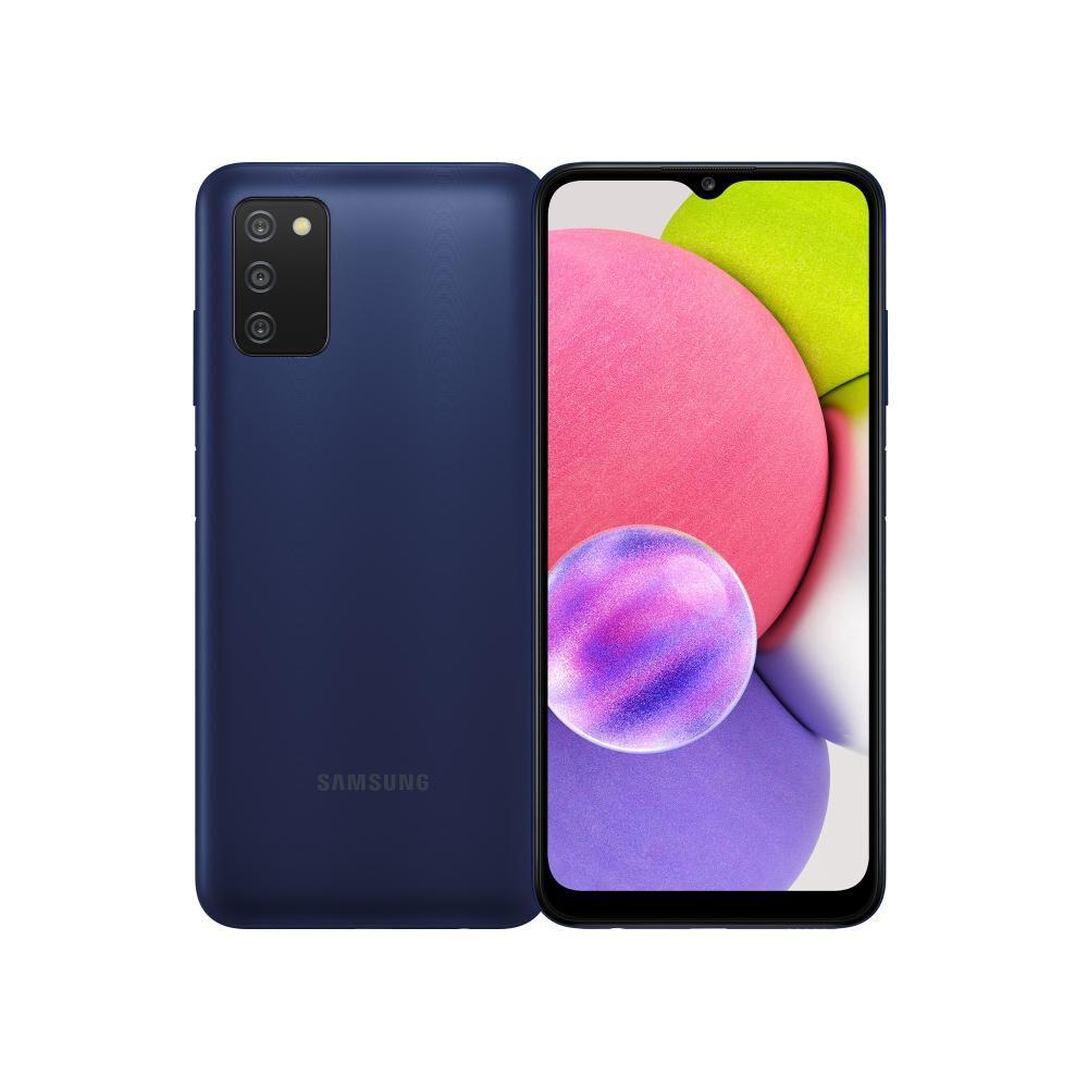 Smartphone Samsung Galaxy A03s Azul / 32 Gb / Liberado image number 0.0