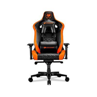 Silla Gamer Cougar Titan Orange / 160 Kg Máximo