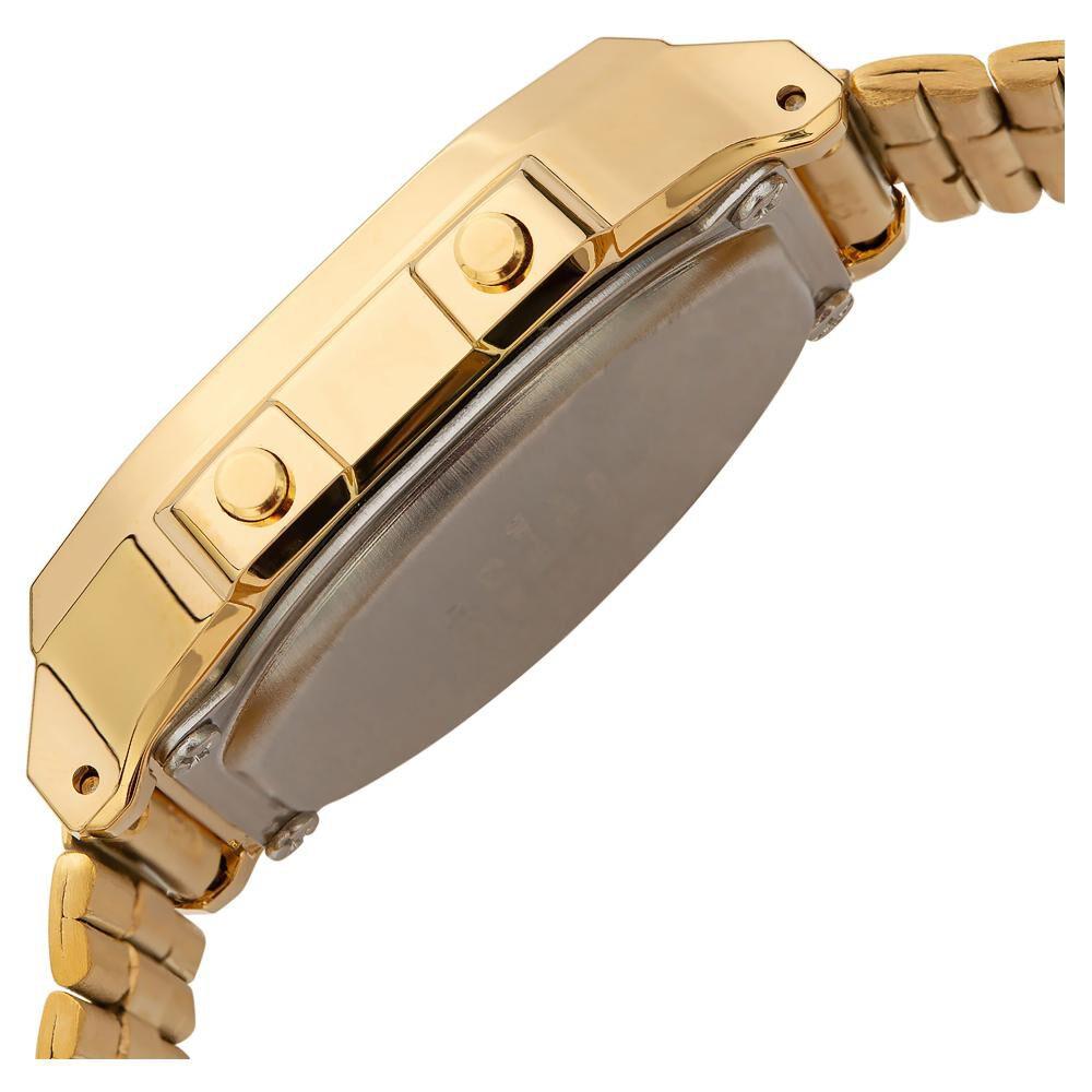 Reloj Casual Hombre Casio A168wegc-3df image number 1.0