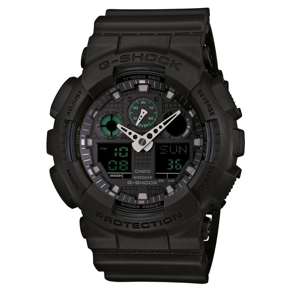 Reloj Hombre G Shock Ga-100mb-1ad image number 0.0