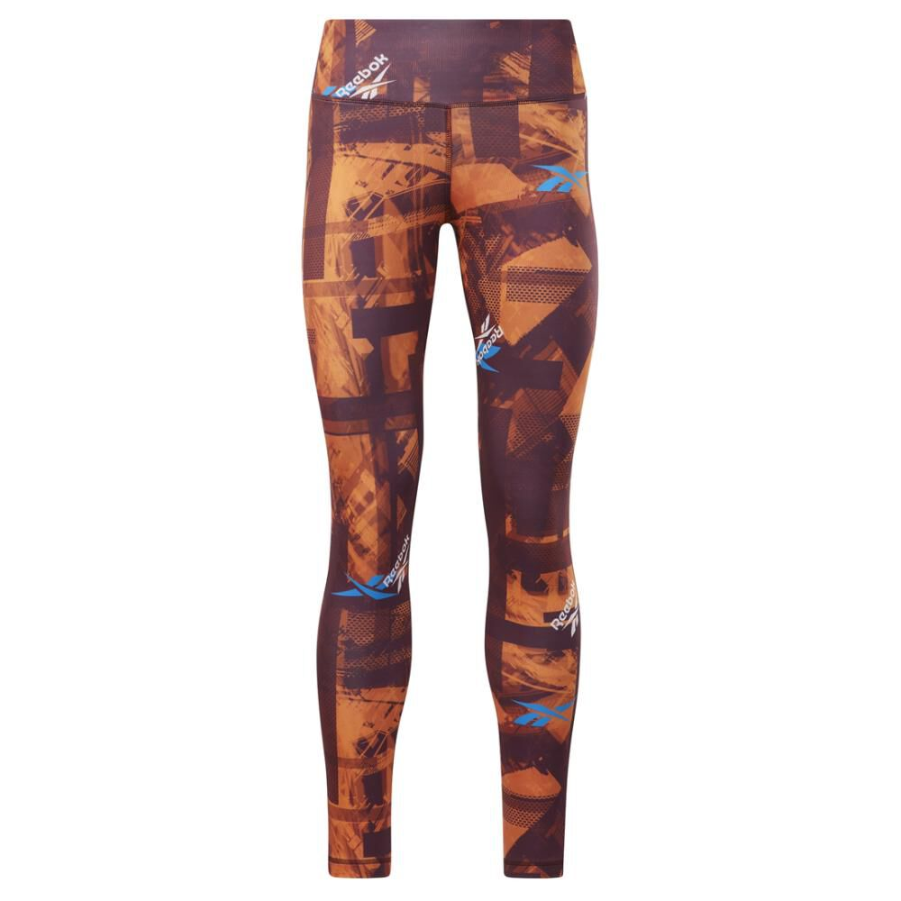 Calza Mujer Reebok Workout Ready Myt New Aop image number 6.0