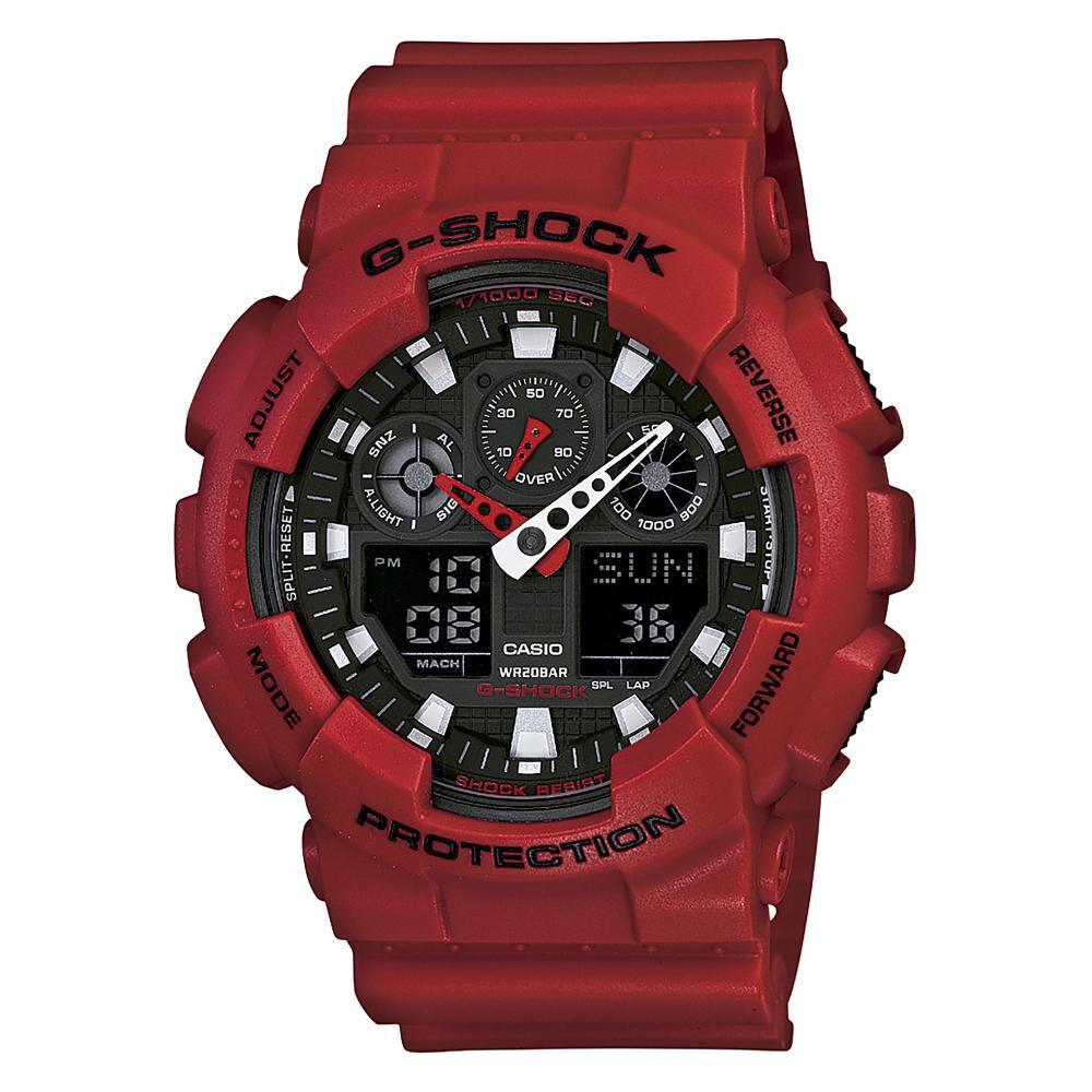 Reloj Deportivo Hombre Casio G Shock Ga-100b-4adr image number 0.0