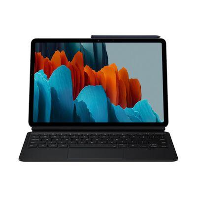 """Tablet Galaxy S7 + Keyboard Cover / 6 GB RAM / 128 GB /  WIFI / Mystic Black / 11"""""""