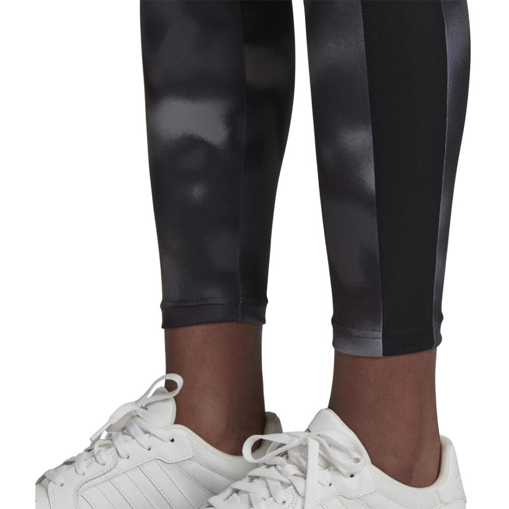 Calza Mujer Adidas Designed To Move Aop image number 4.0