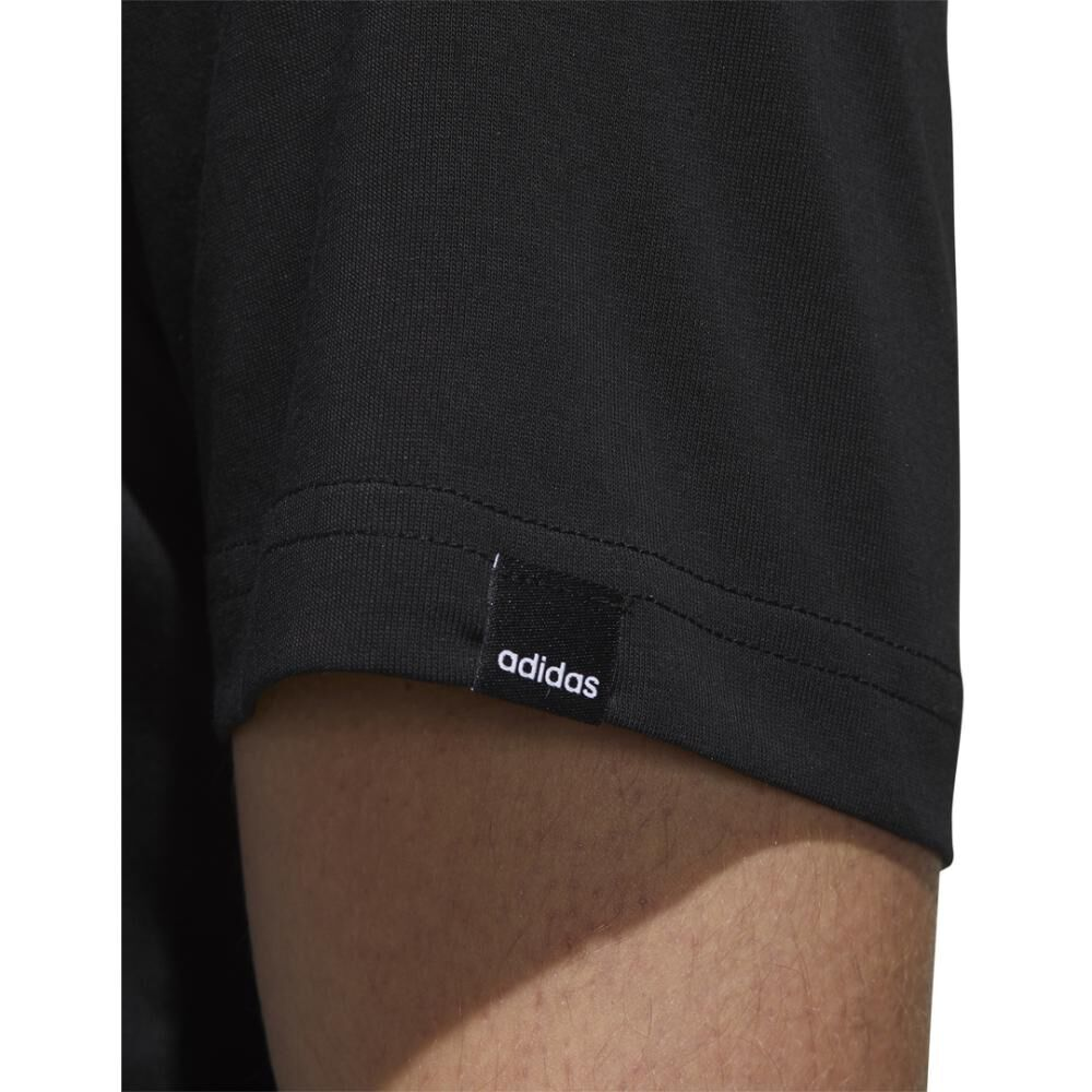 Polera Adidas M Core Graphic Linear Tee 2 image number 7.0