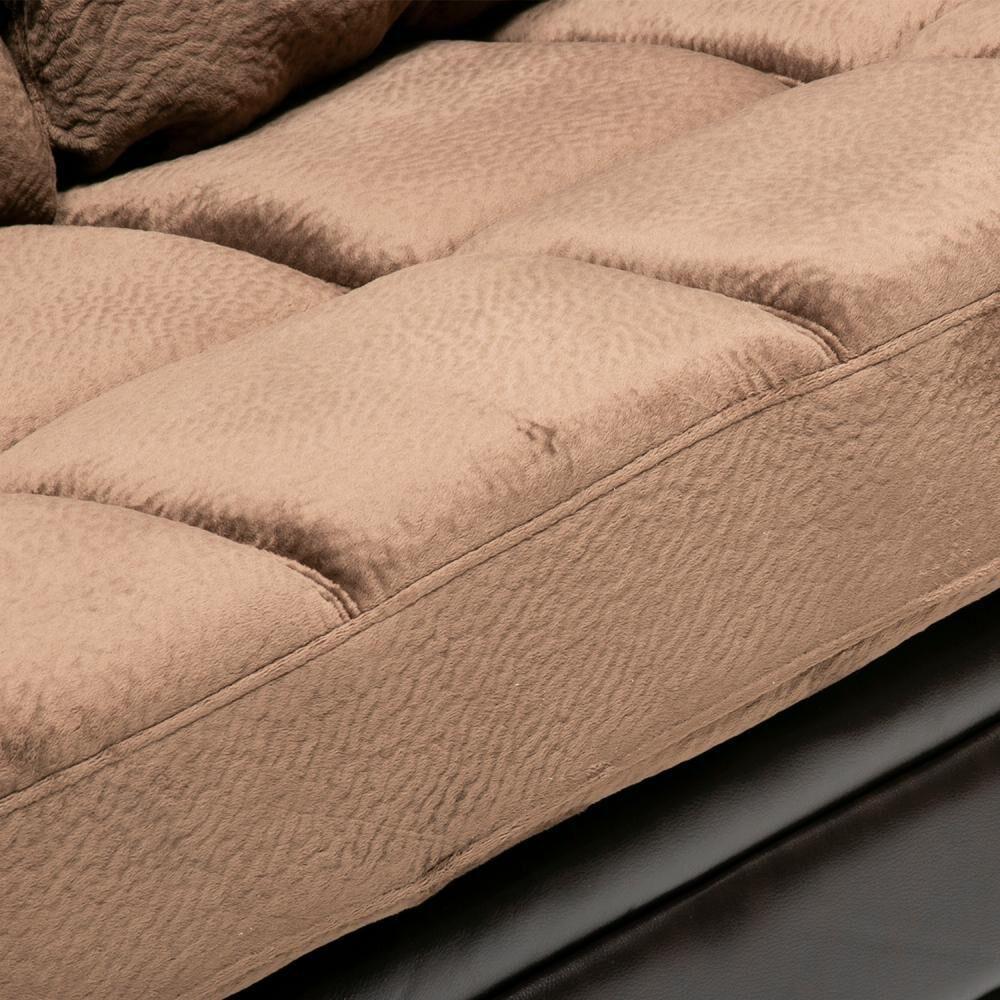Sofa Seccional Casaideal New Dark / 4 Cuerpos image number 3.0