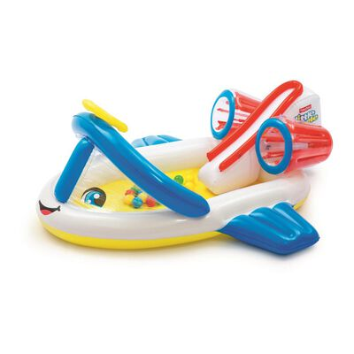 Avión Inflable Fisher Price