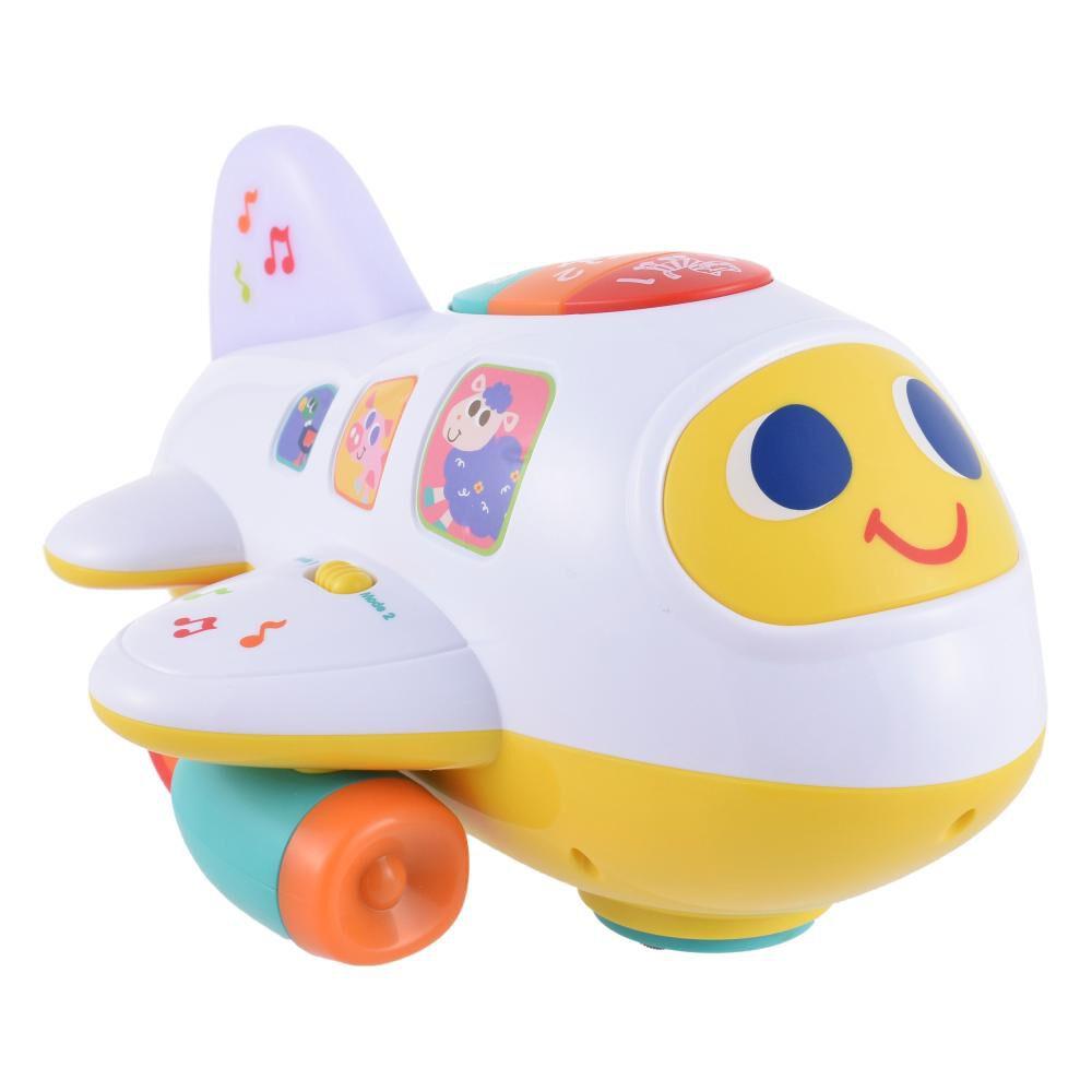 Avión Interactivo Baby Bump & Go image number 0.0