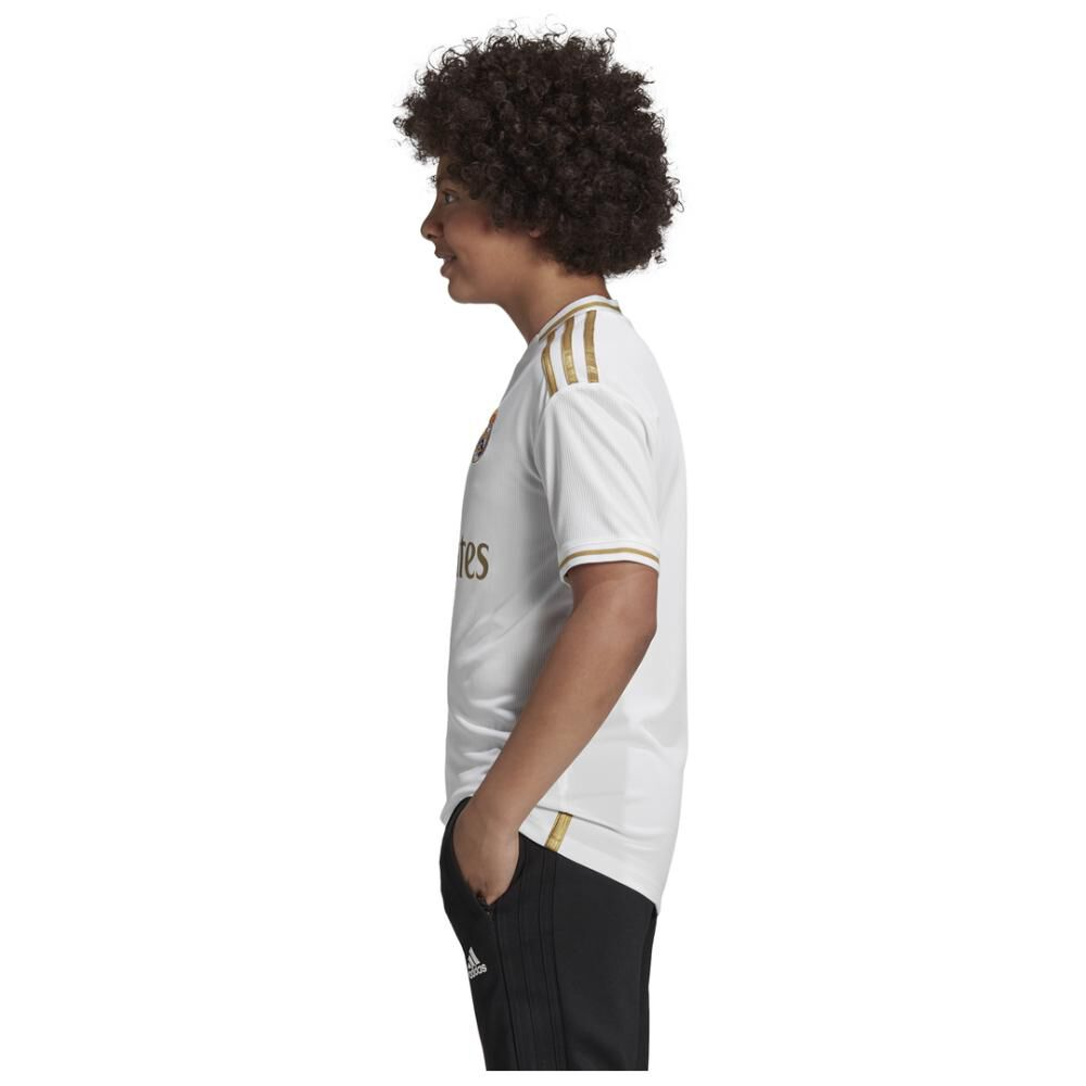 Camiseta De Fútbol Adidas Real Madrid image number 8.0