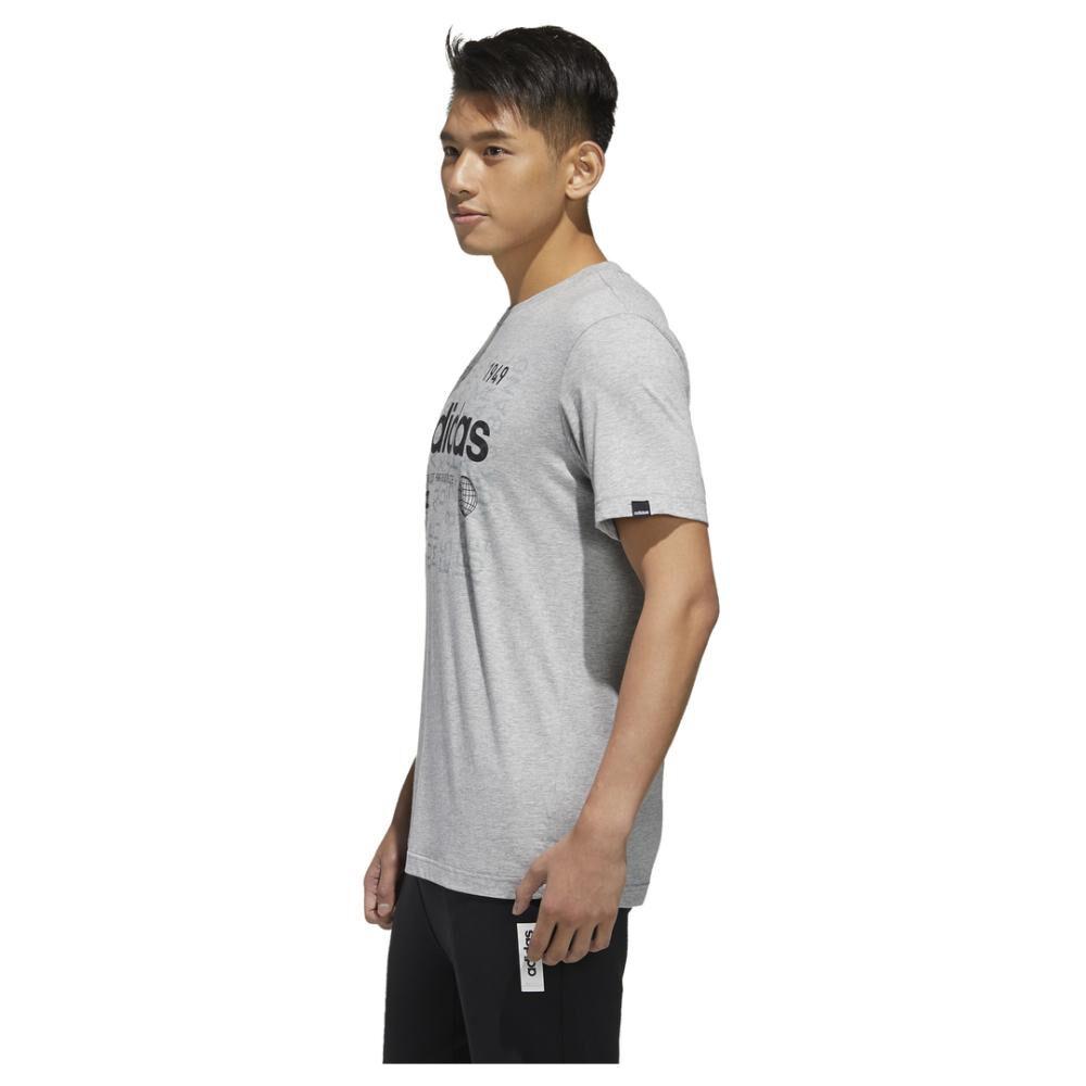 Camiseta Adi International Hombre Adidas image number 2.0