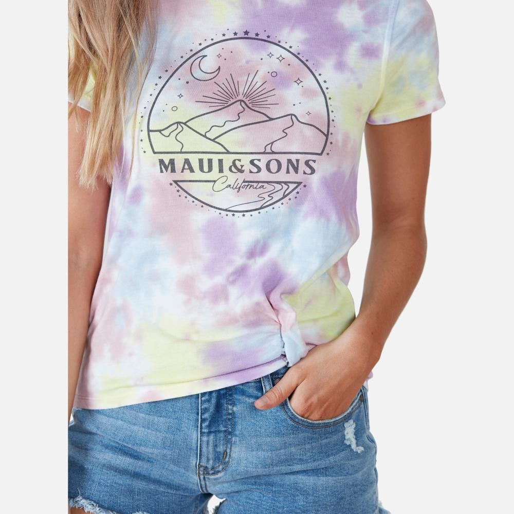 Polera Mujer Maui And Sons image number 2.0