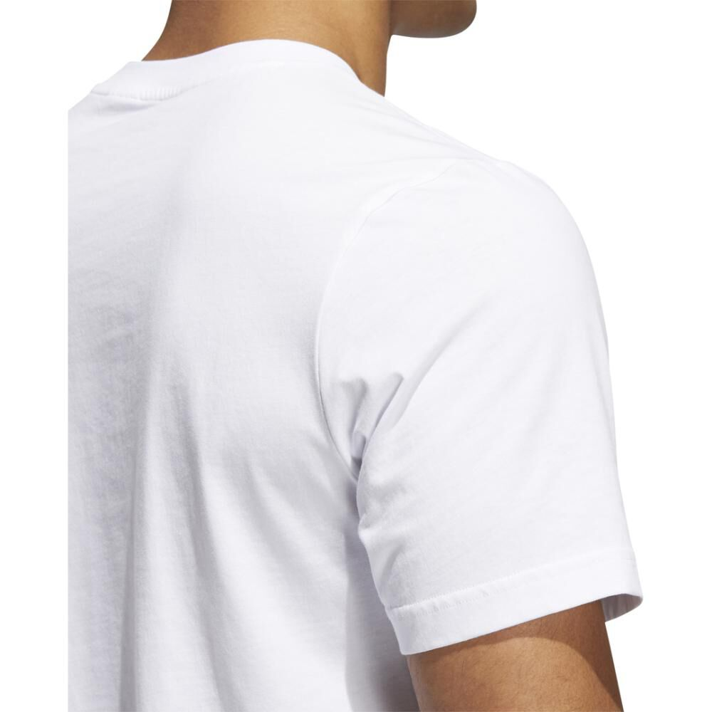 Polera Hombre Adidas Future Hoops Graphic image number 6.0