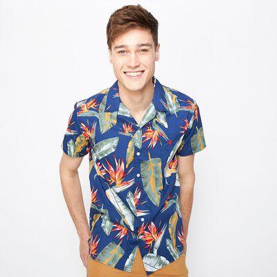 Camisa Hombre Skuad