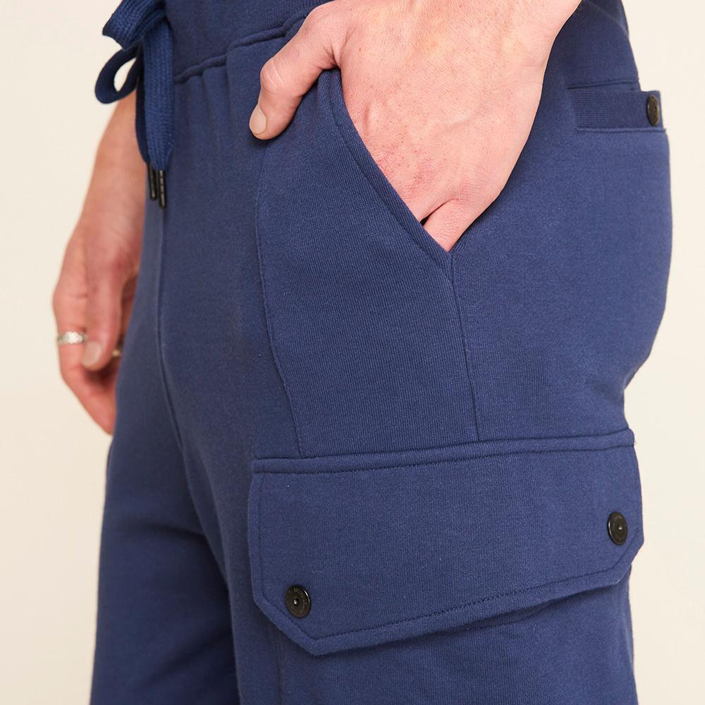 Pantalon Tiro Normal Regular Fit Hombre Rolly Go image number 3.0